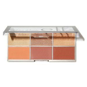 ELF Makeup - Elf modern metals blush and highlighter palette